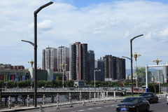 The City of Chengde Stock Photography