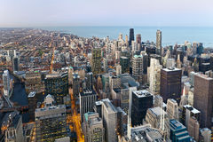 City of Chicago. Stock Photos