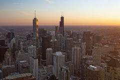 City of Chicago. Stock Images