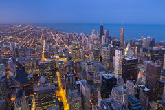 City of Chicago. Stock Image