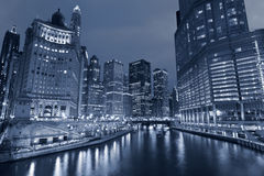 City of Chicago. Royalty Free Stock Image