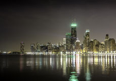 City of Chicago royalty free stock photography
