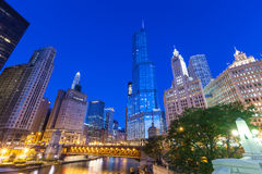 City of Chicago Stock Photos