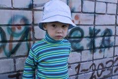 City child Royalty Free Stock Photography