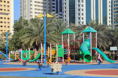 Free City Children S Playground Stock Photos - 50695603
