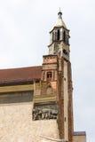City church Sankt Marien Stock Images