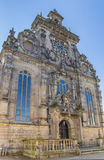 City church Stadtkirche in the historic center of Buckeburg Royalty Free Stock Image