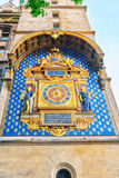City Clock  (La Conciergerie Horloge )which are located on the b Royalty Free Stock Photos
