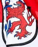 City coat of arms of Düsseldorf Stock Images