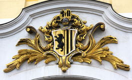 City coat of arms-Dresden Royalty Free Stock Images