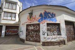 City of Cochamba, Bolivia Royalty Free Stock Images