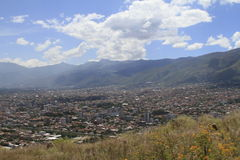 City of Cochamba, Bolivia Stock Photography