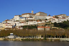 City of Coimbra royalty free stock photography