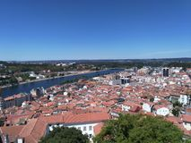 City Coimbra royalty free stock photos