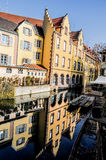 City of Colmar Royalty Free Stock Photography