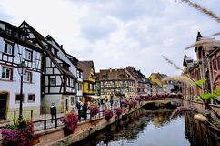 City of Colmar,France Royalty Free Stock Photo