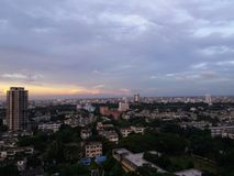The city of colour!!!. Dhaka the heart of glory Royalty Free Stock Image