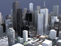 City concept Royalty Free Stock Photos