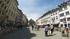 City of Constance Royalty Free Stock Photography