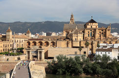 City of Cordoba, Andalusia Spain Stock Images