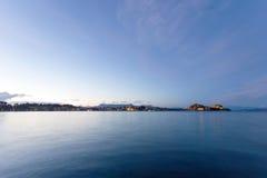City of Corfu Royalty Free Stock Image