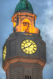 City Council clock tower, Buenos Aires Stock Photography