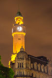 City Council clock tower, Buenos Aires Royalty Free Stock Image