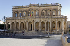 City Council Noto Stock Image