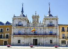 City council of Ponferrada Spain Royalty Free Stock Photography