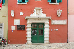 City Council Rovinj Royalty Free Stock Photo