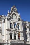 City council of Santander Royalty Free Stock Photos