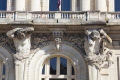 City council of Tours. Indre-et-Loire, France Stock Photography