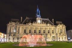 City council of Tours. Indre-et-Loire, France Stock Photo
