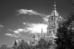 City and County Building in Salt Lake City Royalty Free Stock Images