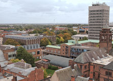 City of Coventry Royalty Free Stock Images