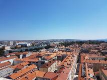 City. In Croatia Royalty Free Stock Images
