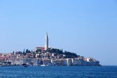 City in croatia Royalty Free Stock Photo