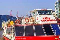City cruises Stock Photography
