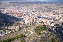 City of Cuenca Royalty Free Stock Photos