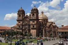 The City of Cuzco Stock Images