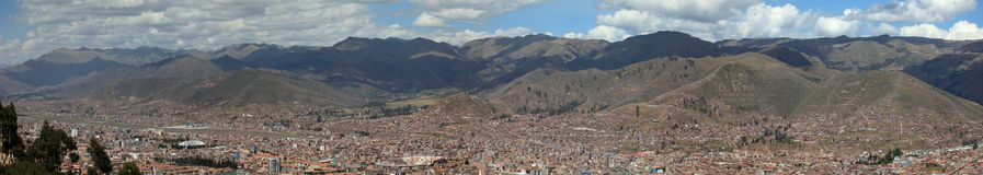 The City of Cuzco Stock Photos