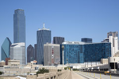 City of Dallas Stock Photos