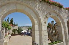 City of David in Jerusalem - Israel Stock Image