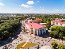 City day of Kaliningrad Royalty Free Stock Images