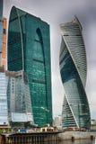 city day kremlin moscow outdoor Το κέντρο της επιχείρησης στη Ρωσία Διεξαγωγή των χρηματοπιστωτικών συναλλαγών Μόσχα Ρωσία Στοκ Φωτογραφίες
