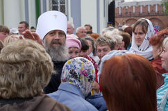 City Day in Tula 2015 Royalty Free Stock Photos