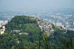 city de janeiro Ρίο όψη Στοκ Εικόνες