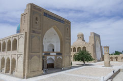 City of the dead. Memorial complex, necropolis Chor-Bakr in Bukh Royalty Free Stock Images