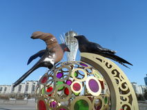 Free City Decorations In Astana Royalty Free Stock Photography - 89268597
