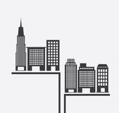 City design Royalty Free Stock Photography